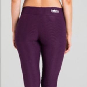 BOOTY BY BRABANTS TEXTURED LEGGING